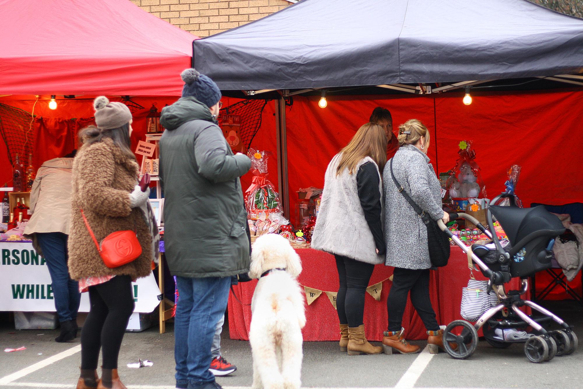 RSPCA Woodside Christmas Market
